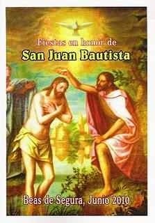 fiestas de san juan bautista: